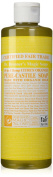 Dr. Bronner's Fair Trade & Organic Castile Liquid Soap -