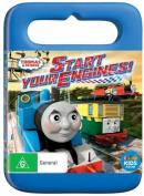 Thomas Friends Start Your Engines DVD  [Region 4]