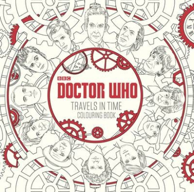 Doctor Who: Travels in Time Colouring Book (Doctor Who)