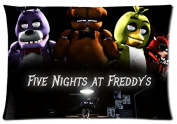 Five Nights At Freddy's Custom hold Pillow throw Shams case 18*18 /20*80cm (two sides printed) pillowcase-PC230