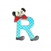 "Legler ""R"" Bear's Head Letter Children's Furniture"