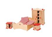Goki Furniture for Flexible Puppets Bedroom