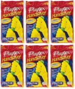 Playtex Handsaver Gloves Small, 6 Pairs