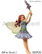 Cicely Mary Barker ~ Flower Fairy ~ LAVENDER Fairy Ornament - Collectible by Add An Accent