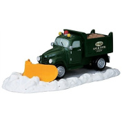 Lemax Snowploughs Table Accent #83691 by Lemax