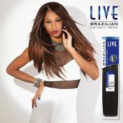 Sensationnel Live 100% Human Hair Keratin Remi Brazilian YAKI 36cm - #2