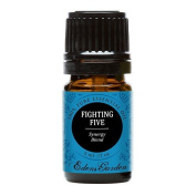 Fighting Five Synergy Blend Essential Oil- 5 ml (previously known as Four Thieves) by Edens Garden (Comparable to Young Living's Thieves & DoTerra's ON GUARD blend)- 5 ml