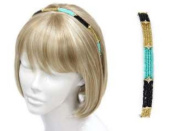 Uni-k Seed Beaded Head Band Selection