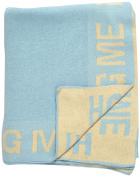 DARZZI Hug Me Baby Blanket, Blue, 90cm x 110cm