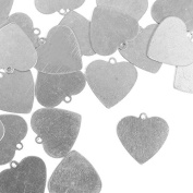 ImpressArt, Heart w/ Ring, Alkeme, 1.6cm - 24 pc.