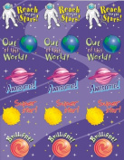 Eureka Out of This World Stickers