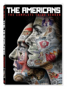 The Americans: Season 3 [Region 1]
