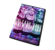 Tracy Anderson Dance Aerobics DVD - Unleash Your Inner Pop Star - 2014