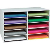 Classroom Keepers Construction Paper Storage, 30cm x 46cm
