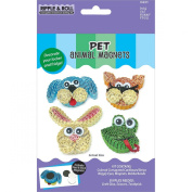 Quilling Magnet Kit-Pet