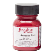 Angelus Leather Paint 30ml Autumn Red