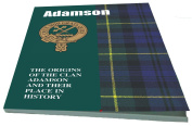 Adamson Scottish Clan History Booklet