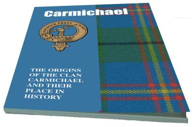 Carmichael Scottish Clan History Booklet