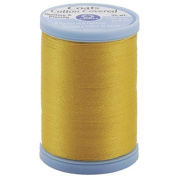 Coats Thread & Zippers Cotton Covered Quilting and Piecing Thread, 250-Yard, Spark Gold by Coats Thread & Zippers