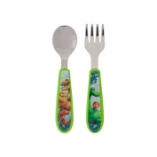 The First Years Disney The Good Dinosaur Easy Grasp Flatware