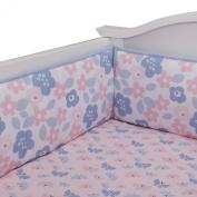 Bedtime Originals Butterfly Meadow Bumper