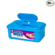 Scented Baby Wipes, Package of 80