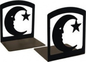 Moon & Star Book Ends by Monazite