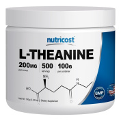 Nutricost Pure L-Theanine Powder 100 Grammes