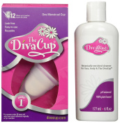 Diva Cup Model 1 and Wash