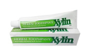 2 Pcs Xylin Herbal Toothpaste Ayurvadic Formula with Xylitol 75ml--7709