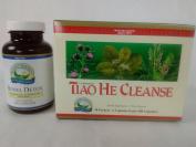 Bowel Detox Chinese Tiao He Cleanse Bundle