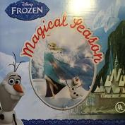 Disney Frozen Elsa and Olaf 36cm Lighted Window Sculpture