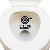 Lovein Bathroom Toilet Seat Decal Art Stickers Hit The Target