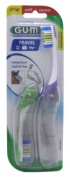 GUM Toothbrush Travel 2 Pack Folding Soft