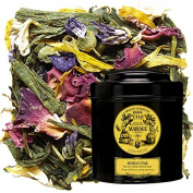 Mariage Freres, RUSSIAN STAR® Joyful green tea & velvety blue mallow