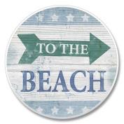 To The Beach - Auto Coaster