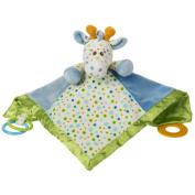 Mary Meyer Little Stretch Giraffe Activity Character Blanket