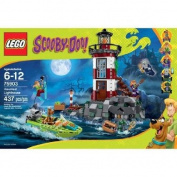 LEGO Scooby-Doo Mystery Mansion with Daphne and Scooby, Shaggy rides the water skis