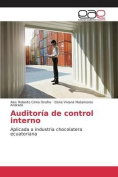 Auditoria de Control Interno [Spanish]