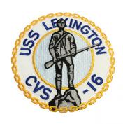 USS Lexington CVS-16 Patch