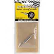 Pine Car Derby Speed Accessories-Wheel Turning Mandrel