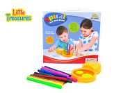 Little Treasures Spiral Art Machine. An entertaining and creative kaleidoscope drawing machine complete with 12 water colour pens and paper for your Little Artist