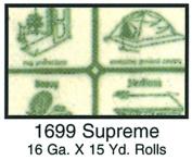 Nordic Shield 16-Gauge Roll-Supreme Vinyl Paper, 140cm , Green