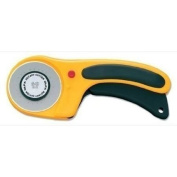 Olfa 60mm Rotary Cutter Ergonomic Handle