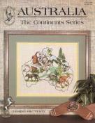 Pegasus Originals Continents Australia Counted Cross Stitch Chartpack
