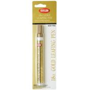 Krylon 9901 Leafing Pen-18 Kt Gold