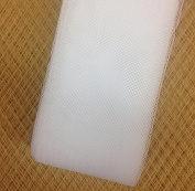 Stiff Polyester White Horsehair Braid, Selling Per Roll