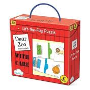 Dear Zoo....Lift The Flap Children's Puzzles