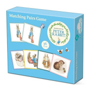 Beatrix Potter Children's Matching Pairs Game