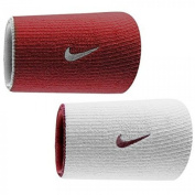 NIKE Dri-Fit Double Wide Wristbands
